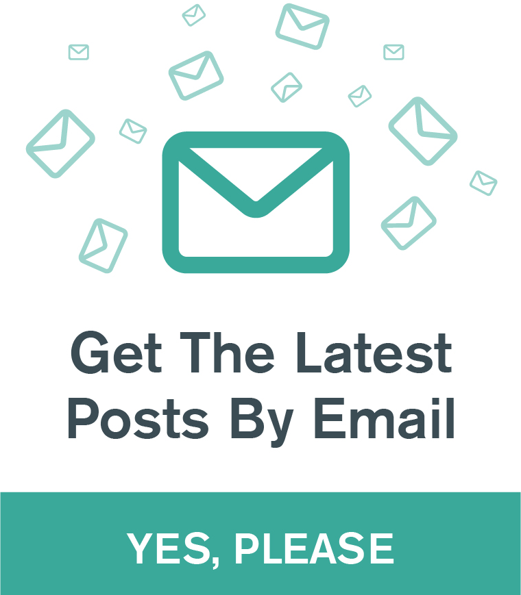 Get The Latests Posts By Email